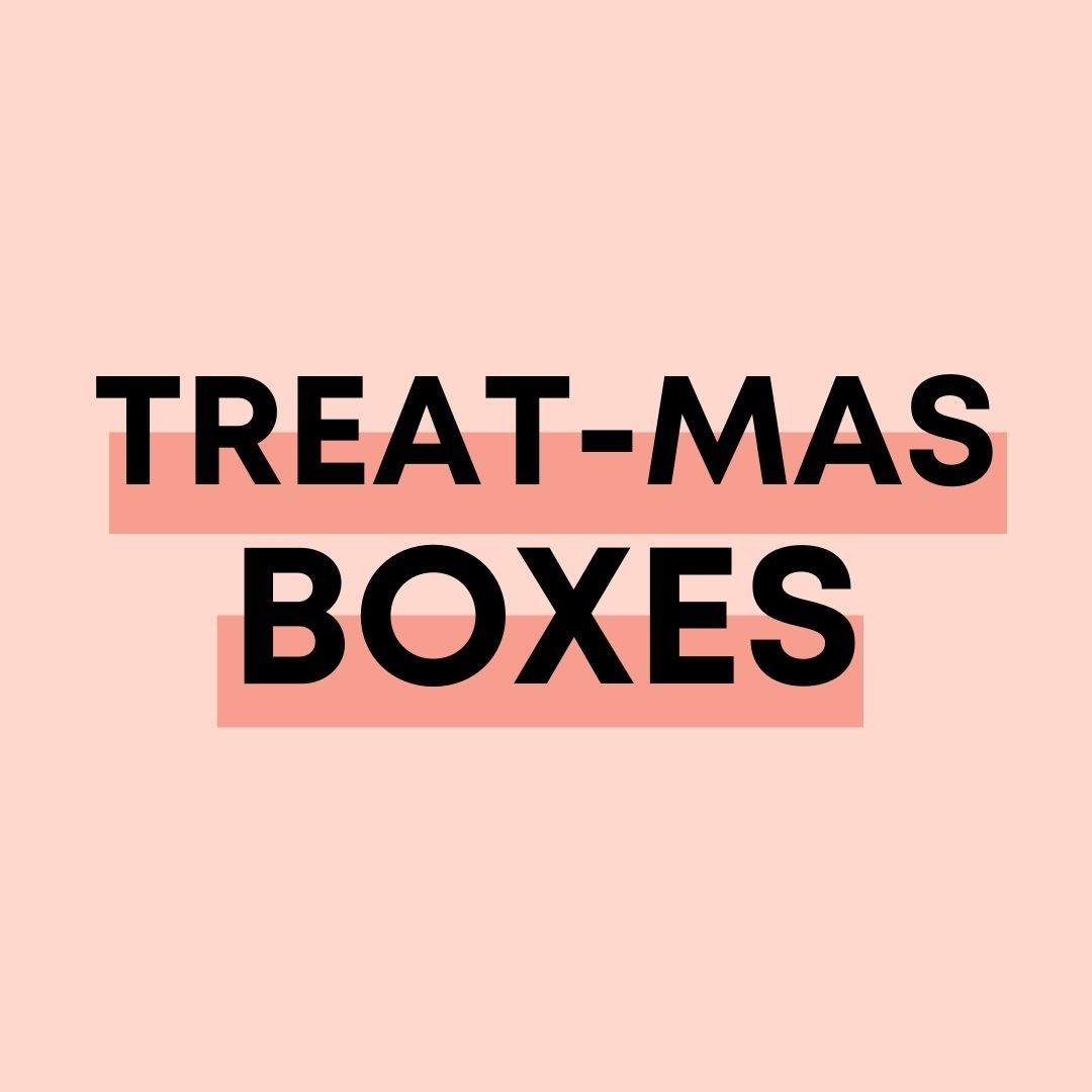 Treat-mas Boxes